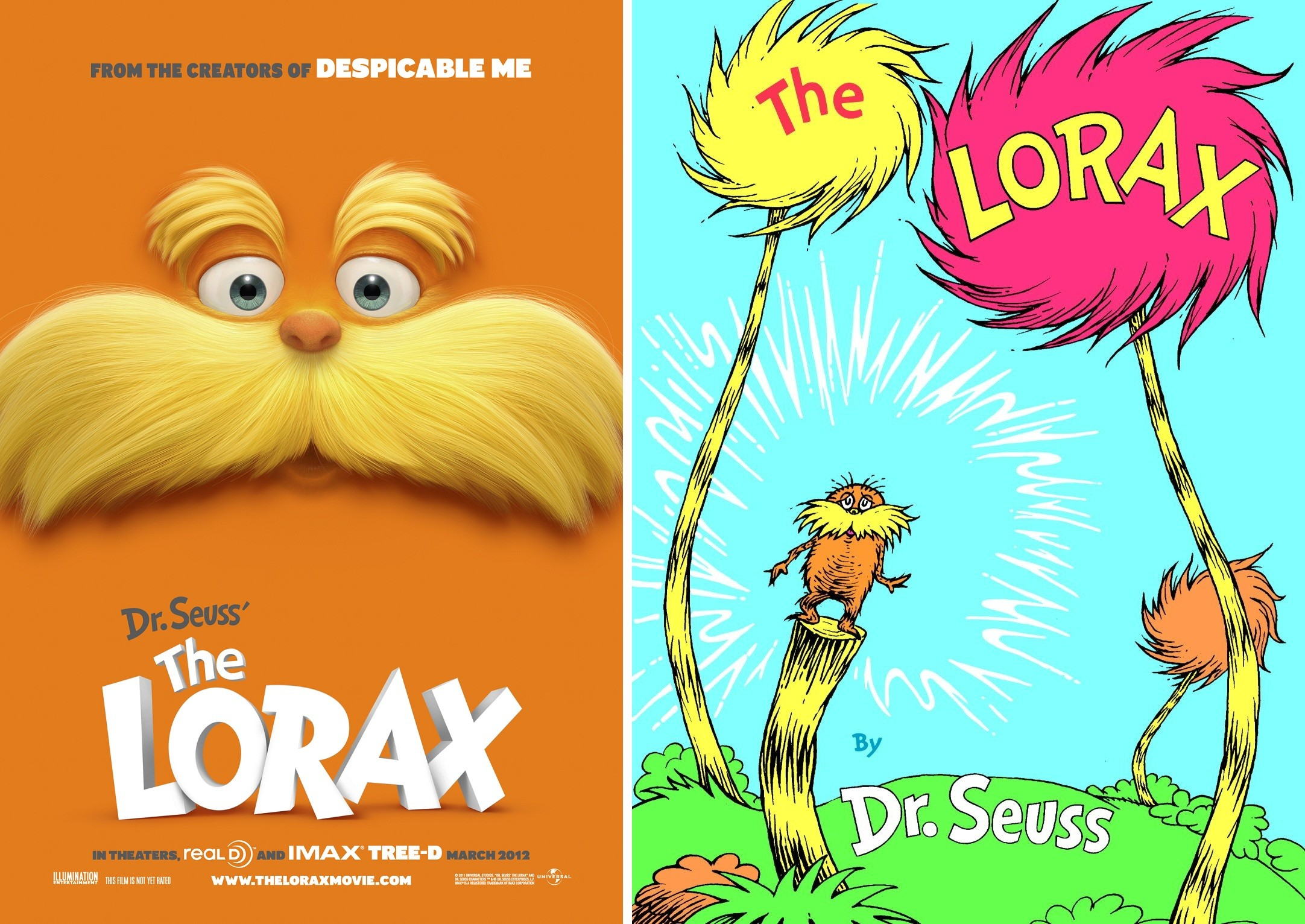 The Lorax Notes From A Seuss Icide Hammer Thump